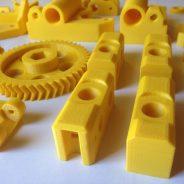 Piezas para impresora 3D