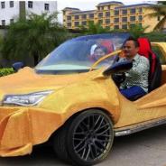 Llega el primer auto Impreso en 3D!
