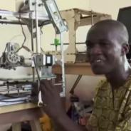 Reciclaje en Togo : Impresoras 3D con basura electronica