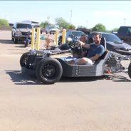 LocalMotors realiza su primer auto 3D