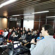 Charla sobre impresión 3D en Club de emprendedores 3 de Febrero